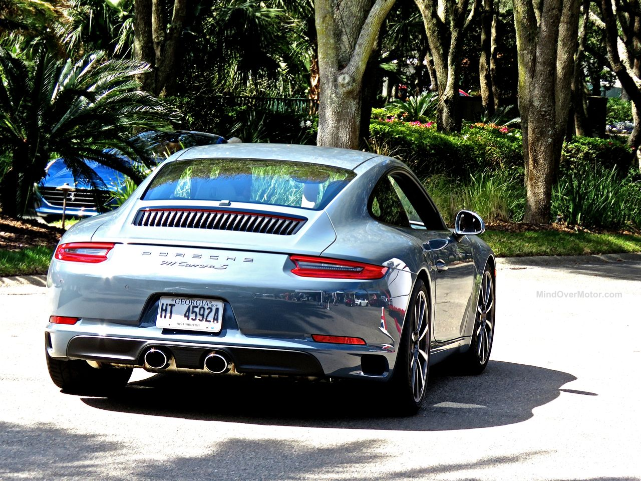 Porsche 991.2 Carrera S Turbo Review 11
