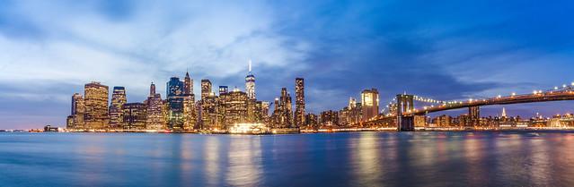 The Skyline by Night