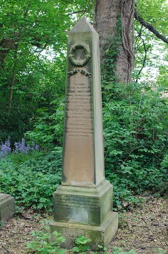 Grave of John Howison