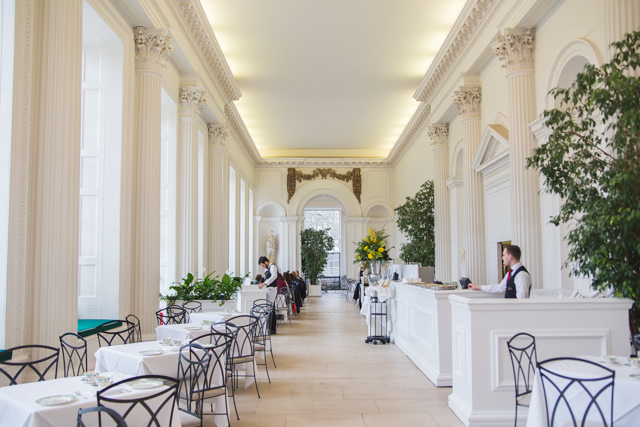 The Orangery brunch Kensington Palace