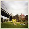Brooklyn Bridge Park afternoon