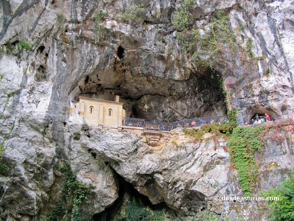 Covadonga el santuario de asturias qu ver en asturias - Marisquerias en asturias ...