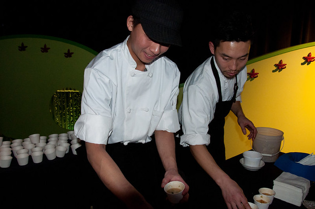 Hapa Izakaya chefs at work
