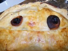 pizza(0.0), zwiebelkuchen(0.0), dessert(0.0), quiche(0.0), baking(1.0), banitsa(1.0), baked goods(1.0), food(1.0), focaccia(1.0), dish(1.0), cuisine(1.0),