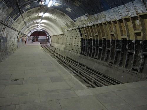 The older platform