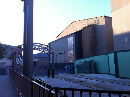 November 25, 2011 Park Update - Universal Studios Hollywood