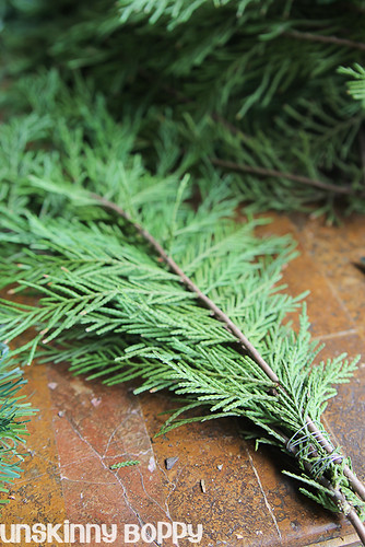 DIY Evergreen Christmas wreaths (3 of 16)