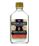 Bottle of Everclear® Alcohol