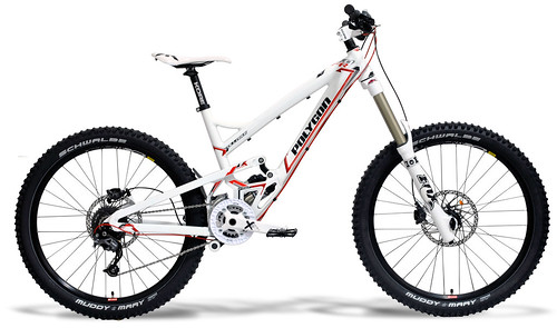 Polygon MTB Collosus FR 2.0 Seri 2012