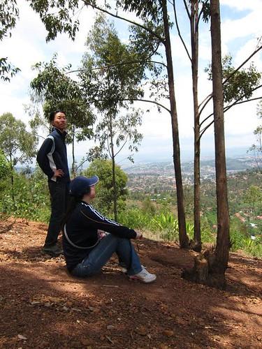 Rwanda Africa Hike by Danalynn C
