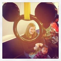 Disneyland mouseketeer!
