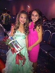 National American Miss Taylor Longbrake, 1st Runner-Up All-American