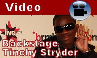 BRMB Live 2011 | Emeli Sandé Backstage