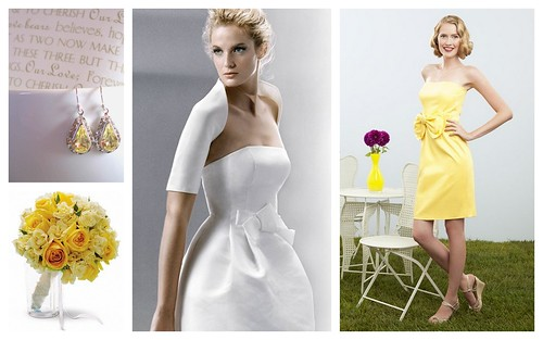 {Mod Spring} Bridal Style by Nina Renee Designs