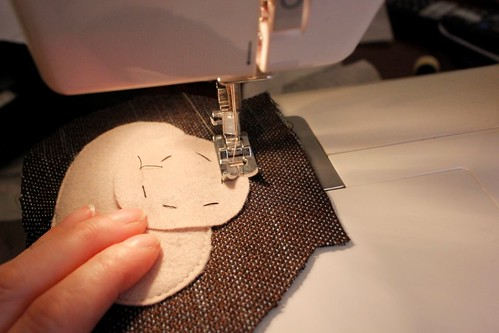 sewing happy monkey