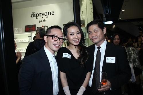 diptyque store opening