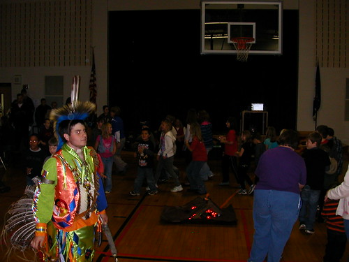 Nov 21 2011 night at school