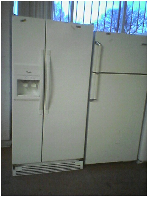 White Westinghouse Refrigerator Westinghouse