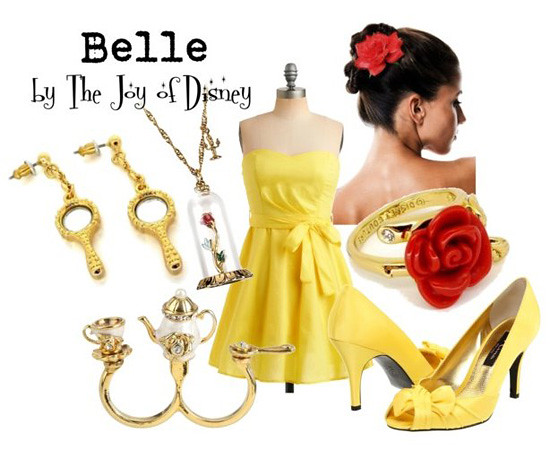 Inspired by: Belle