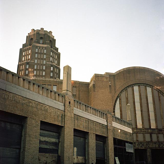 Central Terminal: 1