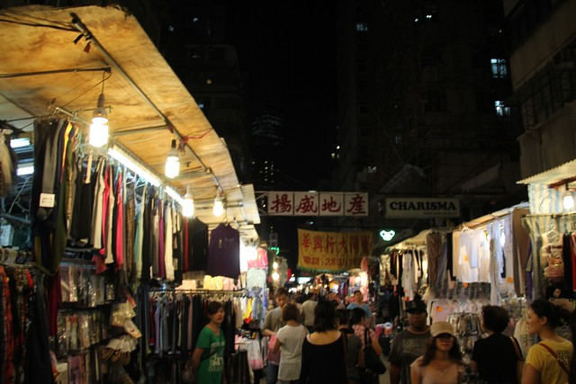 Hong Kong Day 1_Mong Kok_Ladies Market (8)