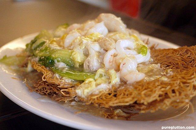 seafood egg ndls