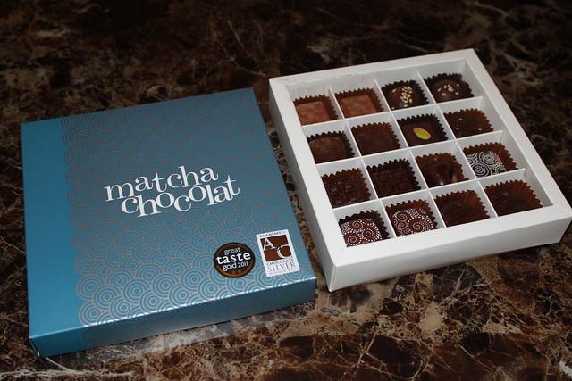 Matcha Chocolat