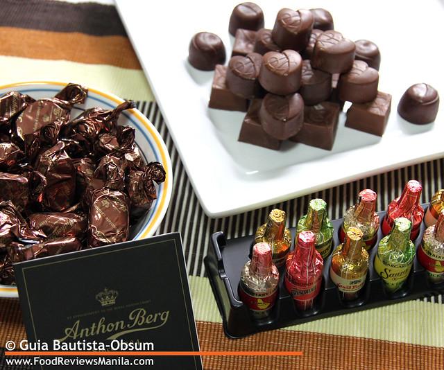 Anthon Berg chocolates
