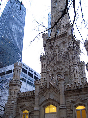Water Tower, Chicago
