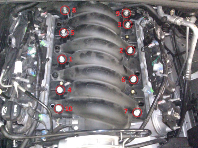 JDP Motorsports' 2010+ Camaro SS Fuel Line Retrofit DIY 6460672805_be75be510a_z