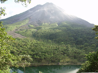 Volcán Arenal in Costa Rica