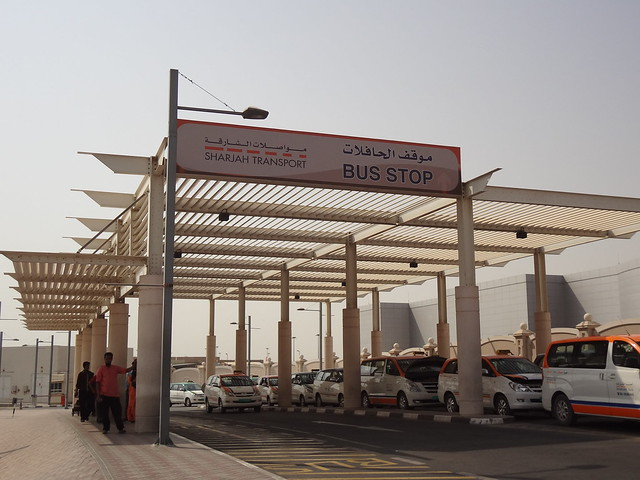 Sharjah Airport Transportation, Taxi or Bus?