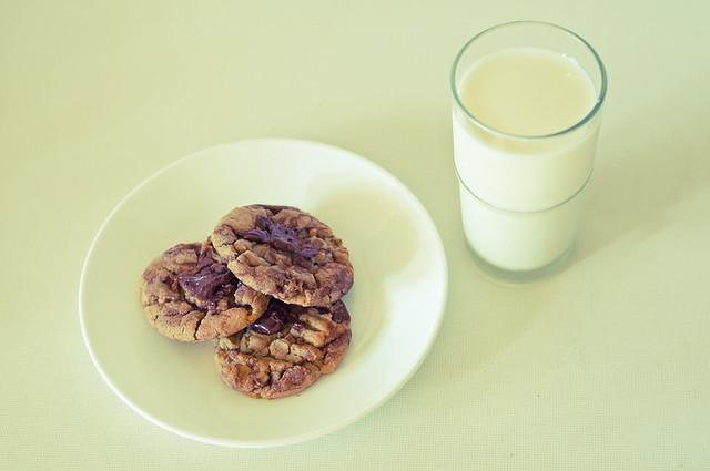Peanut Nutella Cookies-18