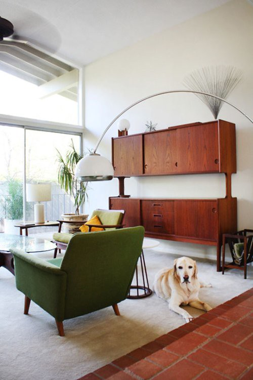 Ish And Chi Mid Century Modern Interior Design Decorating And Style Ideas