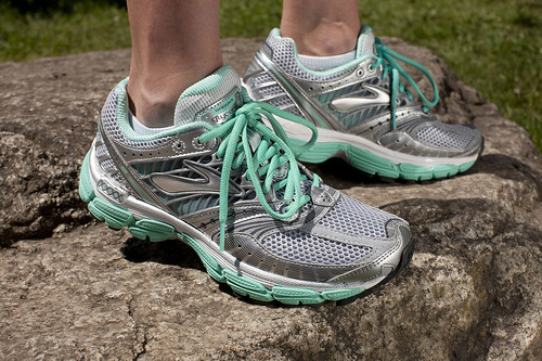Brooks Running Spring 2012