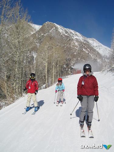 ski in ski out snowbird
