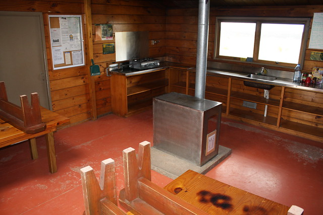 Ketetahi Hut - Tongariro Northern Circuit