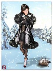 Snowy Bunnyland