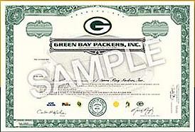 GreenBay Stock Sample