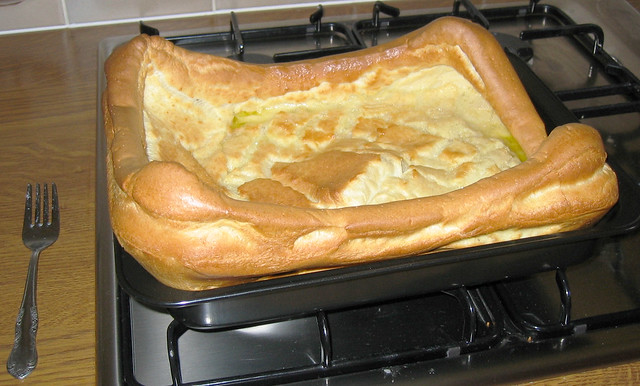 My Yorkshire Pudding