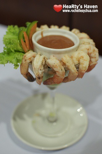 Don Vito Shrimp Cocktail