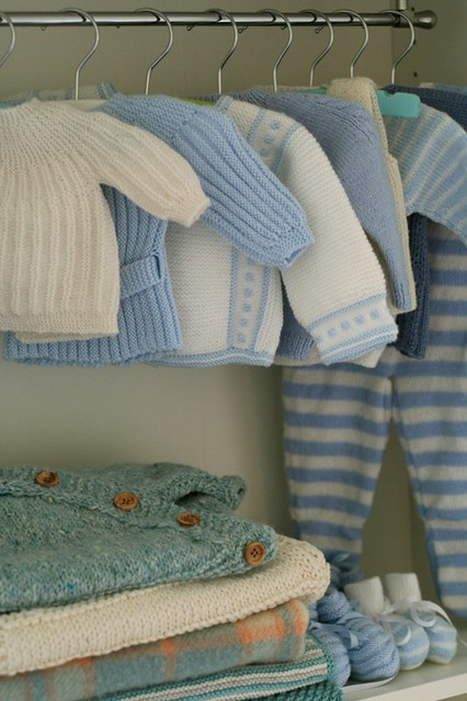 baby hand-knits