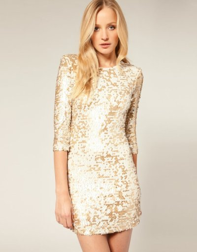 Sparkly Dresses on Fashion Friday  Which Sparkly Dress Would You Wear To A Holiday Party