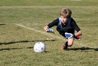 Soccer in fall 2011