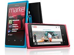 Nokia Lumia 800 comes in 3 colours