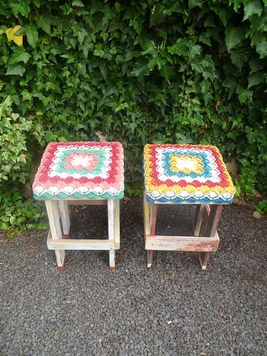 Granny Seats...