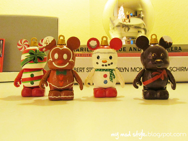 Christmas Vinylmations