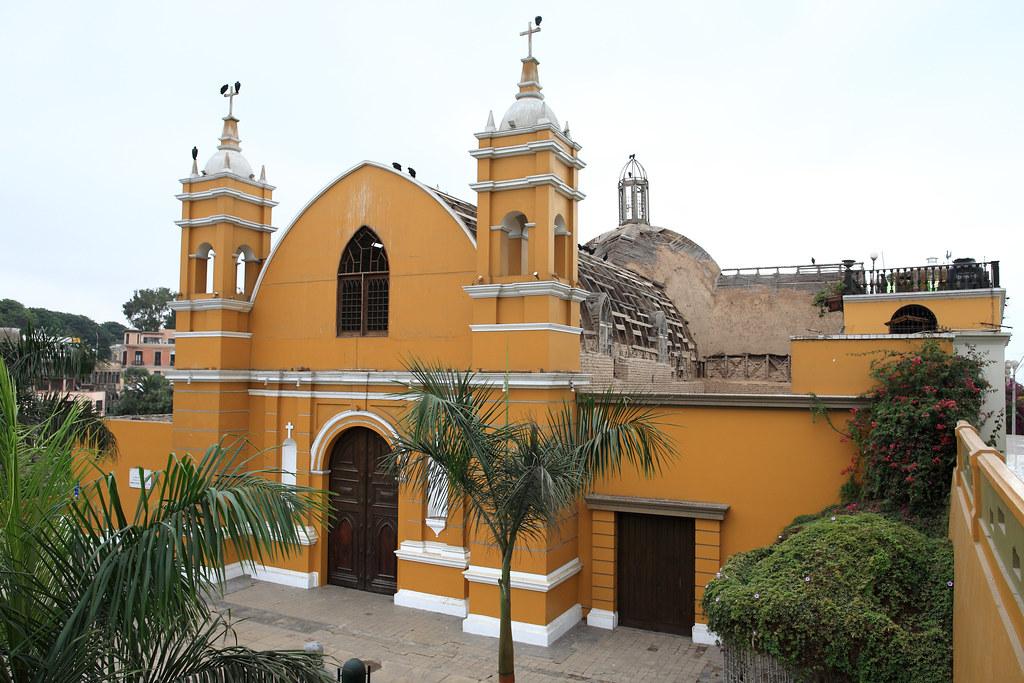 Iglesia de la Ermita,Barranco,Peru