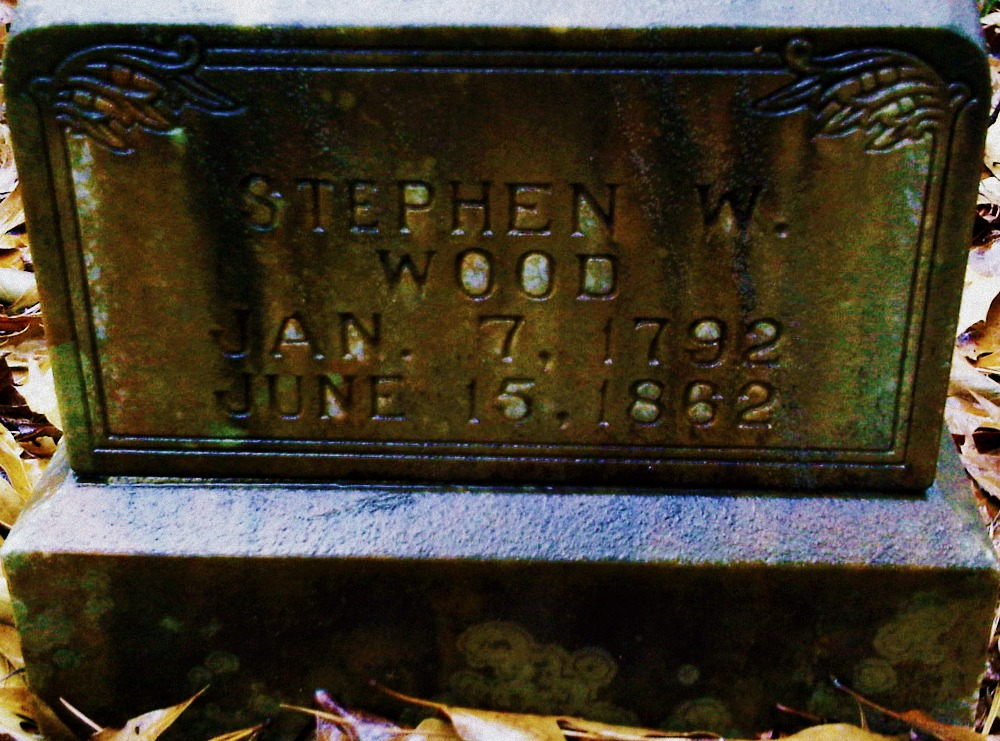 Stephen W Wood-Mullins Cemetery, Meriwether County, Ga