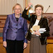 Small photo of Susan Hilldreth, IMLS Director and Cokie Roberts